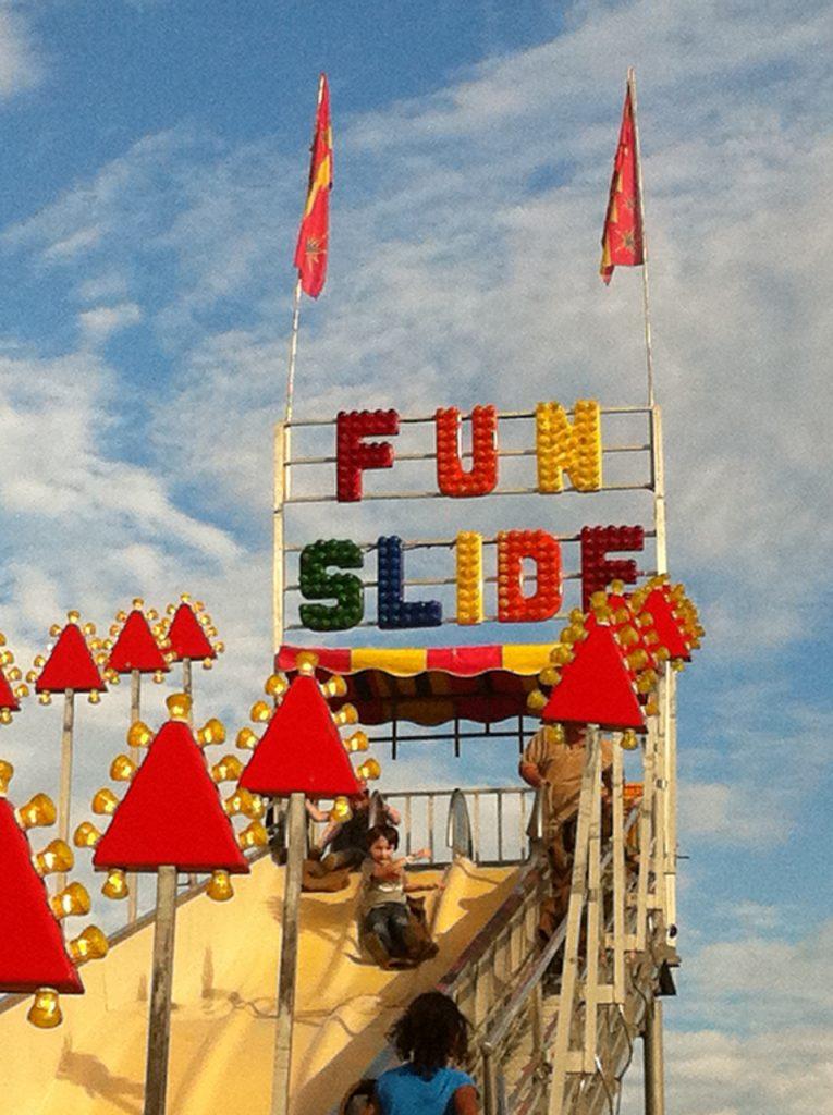 Petaluma Fun Slide