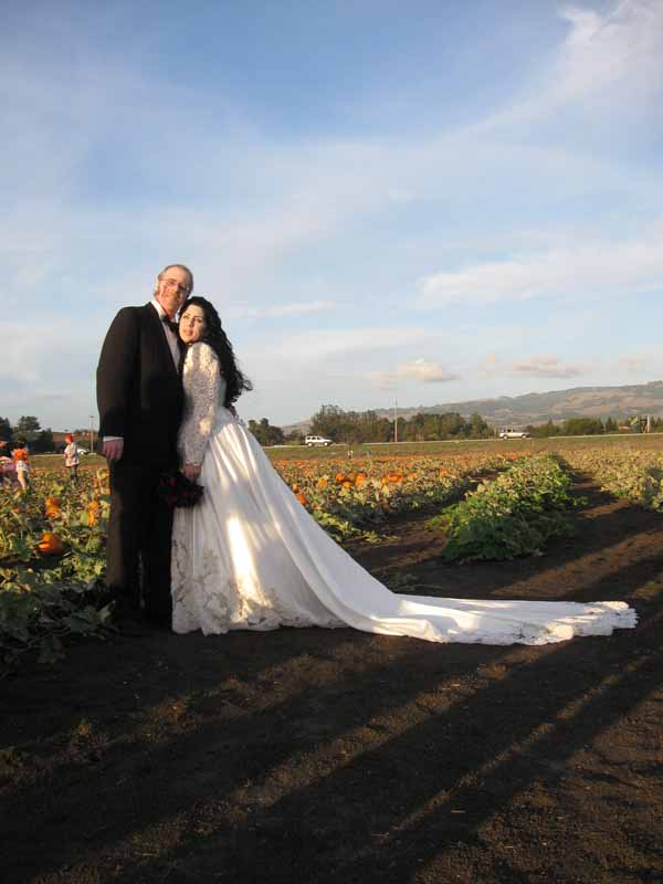 Petaluma Wedding Site