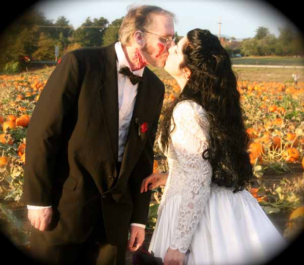 Petaluma Pumpkin Patch Wedding